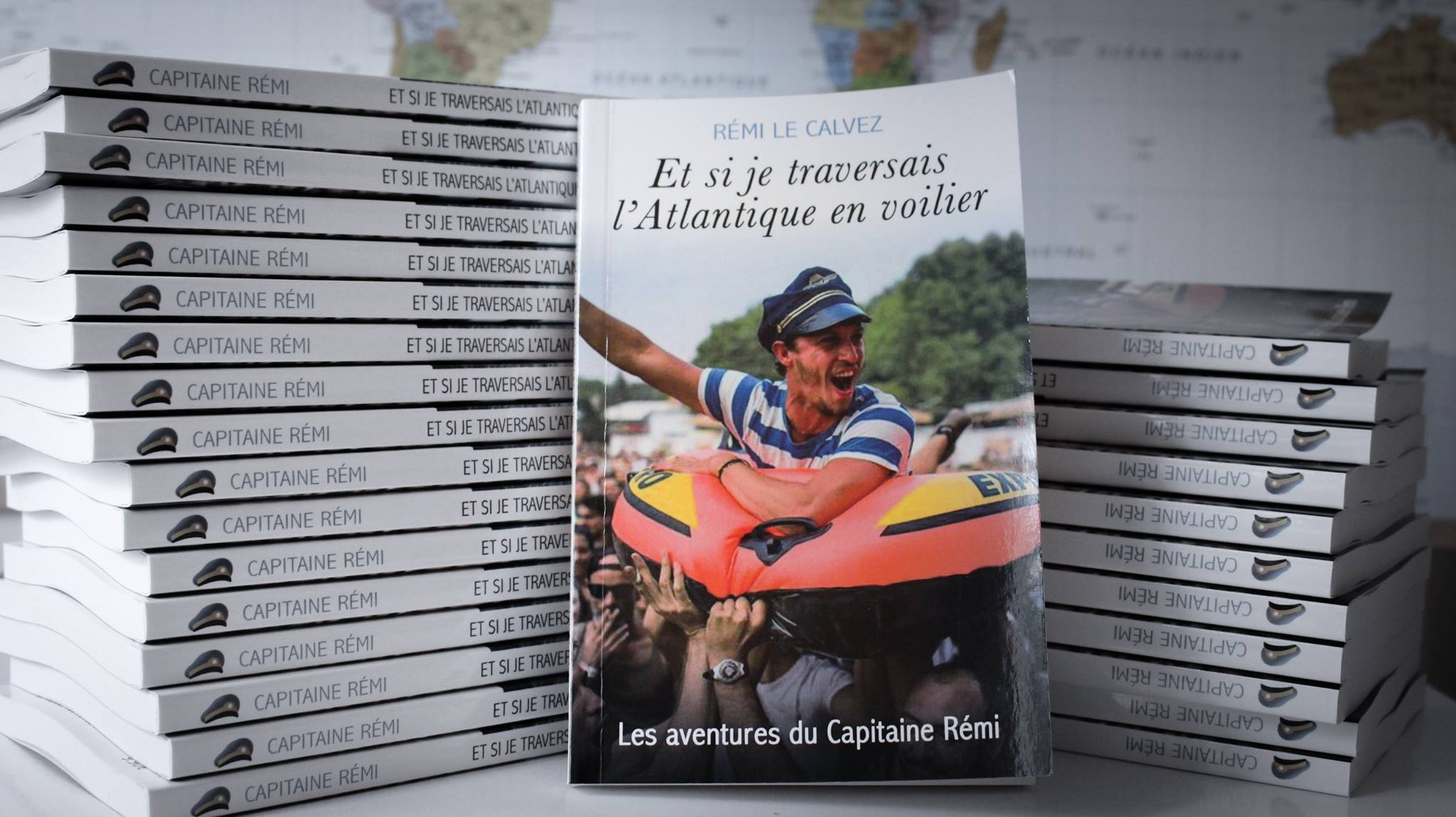 Commander Le Livre Et Si Je Traversais L Atlantique En Voilier Traversee L Atlantique